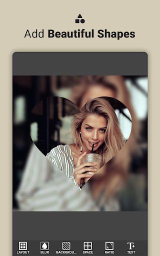Photo Collage Maker & Pic Editor 2020 1.6 Screenshots 5