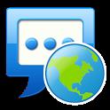 Handcent Next SMS Ukraine Language Package icon
