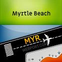 Myrtle Beach Airport(MYR) Info icon