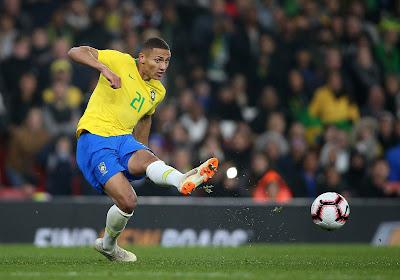 """Richarlison : """"Le Brésil peut gagner sans Neymar"""""""
