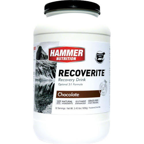 Hammer Nutrition Hammer Recoverite: Chocolate 32 Servings