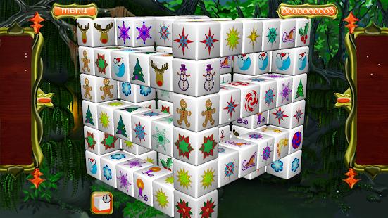 Fairy Mahjong CHRISTMAS majong - náhled
