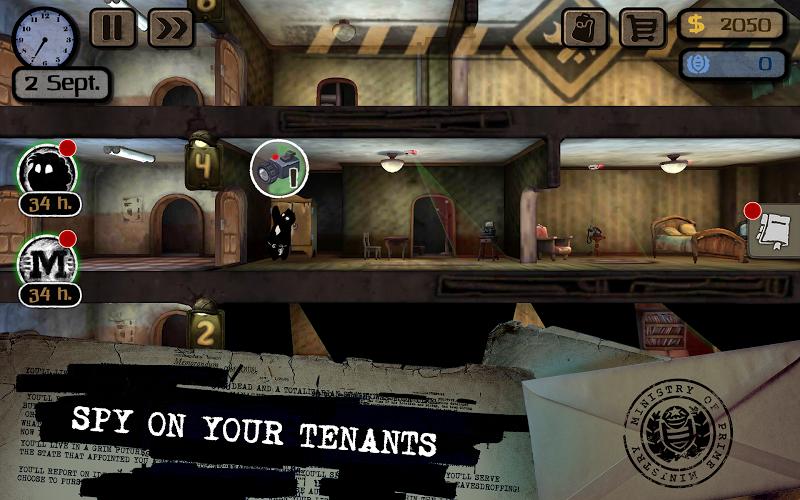 Beholder Screenshot 2