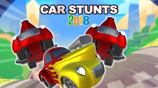 Top Car Racing Games Stunts-Highway Traffic Escape - náhled