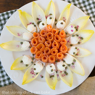 Smoked Salmon Creme Fraiche Appetizer Recipes.