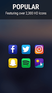 Vibe Icon Pack - náhled