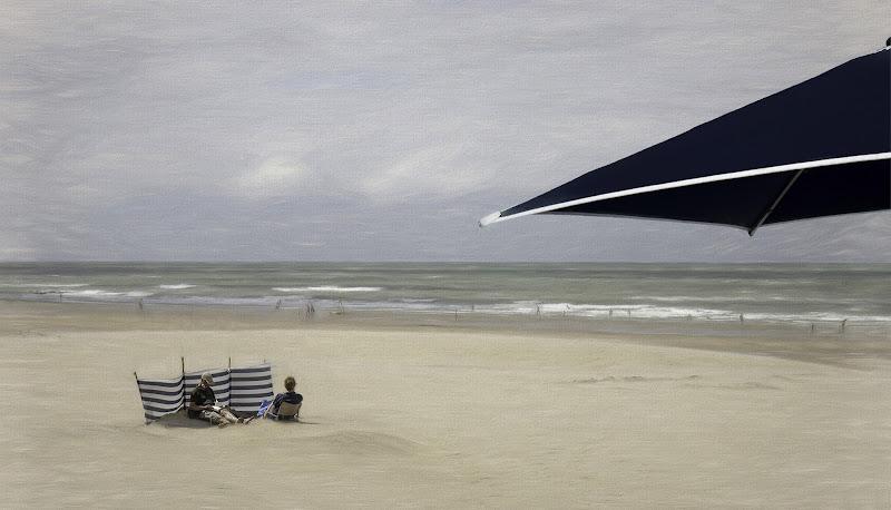 In quarantine on the beach... di gilclaes