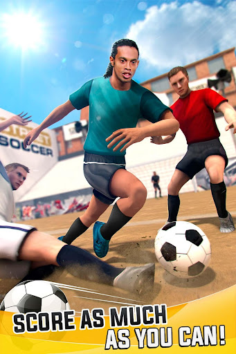 2018 Street Soccer Legend u26bd Urban League Goal Star  screenshots 2
