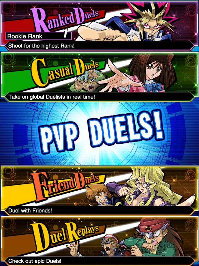 Screenshots of Yu-Gi-Oh! Duel Links for iPhone