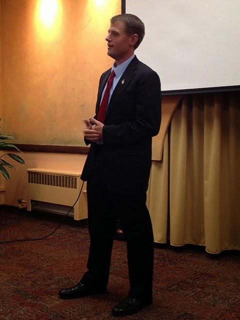 Photo: Mark Callahan for U.S. Senator 2014