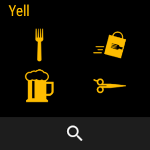 Yell Local Search- screenshot thumbnail