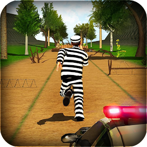 Crime Esacpe Runner 3D for PC and MAC