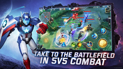 MARVEL Super War screenshots 2