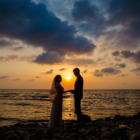 Wedding photographer Ellina Gaush (ellinagaush). Photo of 17.01.2018