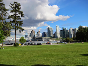 Photo: Downtown Vancouver from Stanley Park