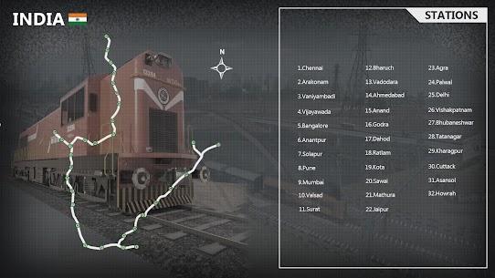 Indian Train Simulator Mod Apk 2020.1.6 3