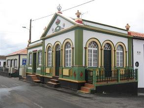 Photo: pohřební dům v Raminhu