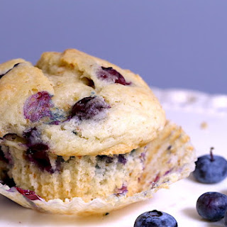 Milk Free Egg Free Blueberry Muffin Recipes.