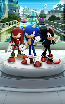 Sonic Erők: Speed ​​Battle APK screenshot thumbnail 10
