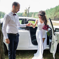 Wedding photographer Yulya Sergeeva (Sergeevva). Photo of 20.09.2016