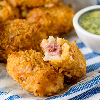 Baked Ham Croquettes Recipes.