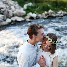 Wedding photographer Toma Evsyukova (EvsuVdo). Photo of 13.07.2014