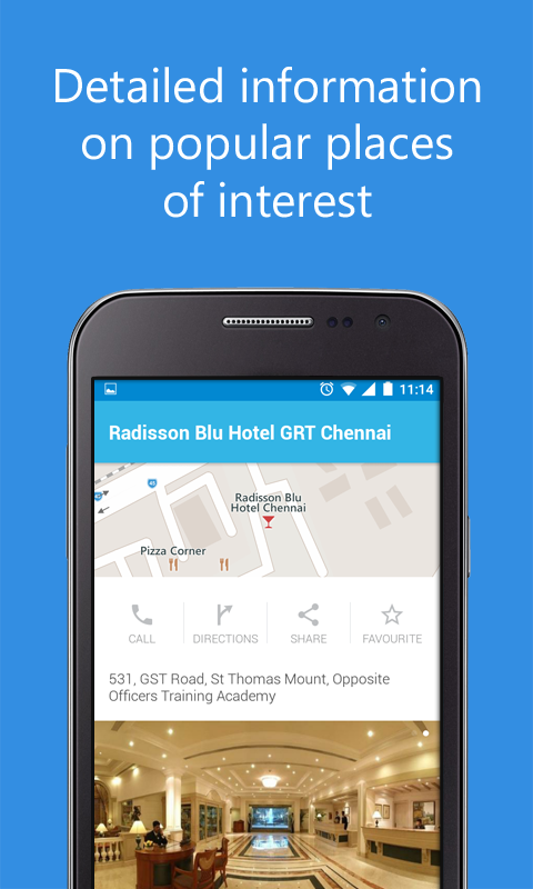 MapmyIndia: Maps & Directions- screenshot