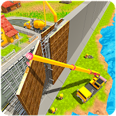 River Border Wall Construction Game 2018 Android APK Download Free By Games Feat