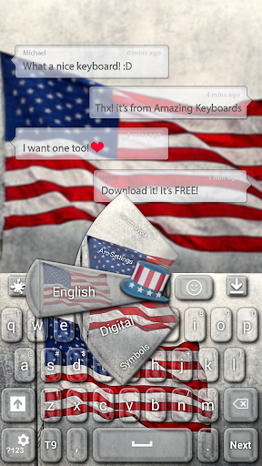 USAキーボード