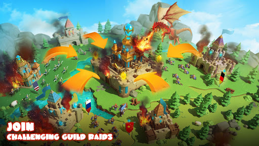 Dream Raiders: Empires screenshot 5