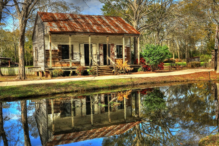 ACADIANA by Ron Olivier - Buildings & Architecture Other Exteriors ( acadiana,  )