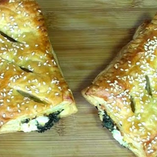 Spinach And Ricotta Puffs 0