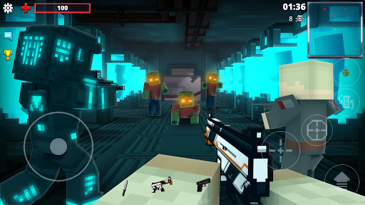Pixel Strike 3D - FPS Gun Game  screenshots 3