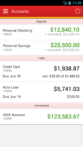 FirstLight Mobile Banking