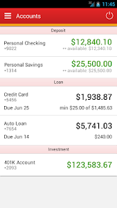 FirstLight Mobile Banking screenshot 0