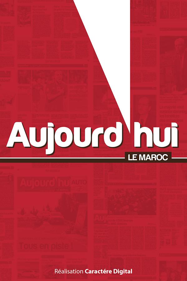 Aujourd 39 hui le maroc applications android sur google play for Le rotin d aujourd hui