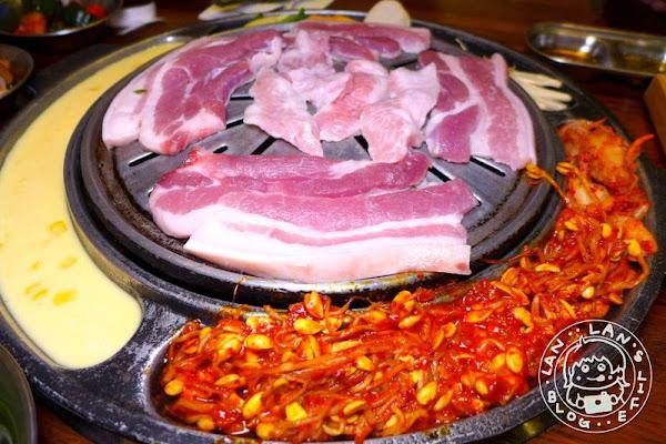 東區韓式烤肉 【滋滋咕嚕 쩝쩝꿀꺽 韓式烤肉專門店】 東區聚餐