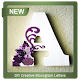 DIY Creative Monogram Letters (app)