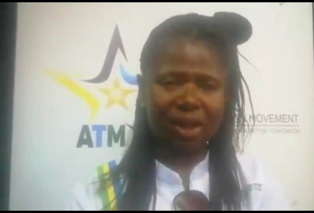 WATCH | ATM name three defectors and claim 'tired' ANC are in for 'shock' in elections