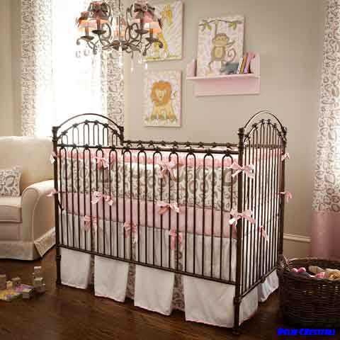 嬰兒房設計理念