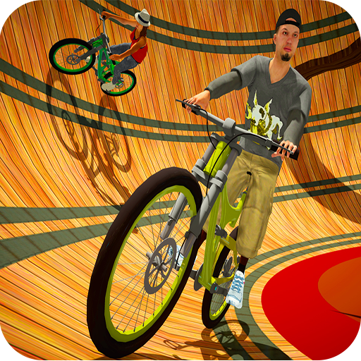 Well Of Death Bicycle Stunt Android APK Download Free By Miniapps360