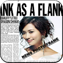 News Photo Frame icon