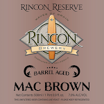 Rincon Barrel Aged Mac Brown