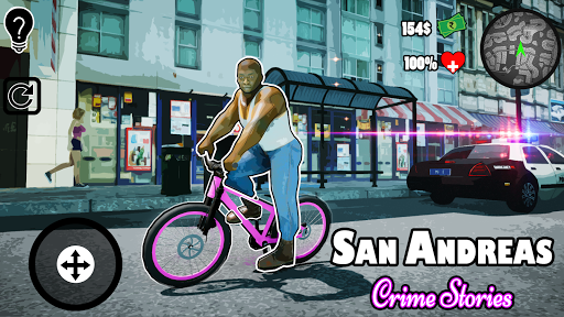 San Andreas Crime Stories 1.0 screenshots 1