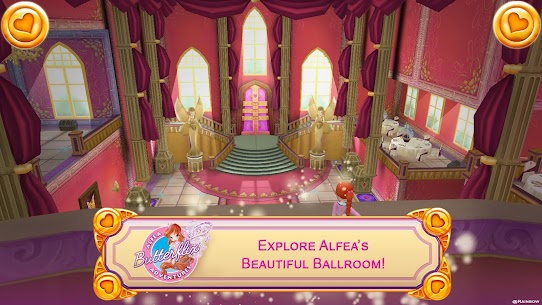Winx: Butterflix Adventures Mod Apk Download For Android and Iphone 7
