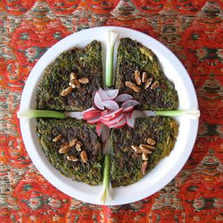 Kookoo Sabzi II – Persian Herb Kookoo (an encore presentation)
