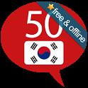 Learn Korean - 50 languages icon