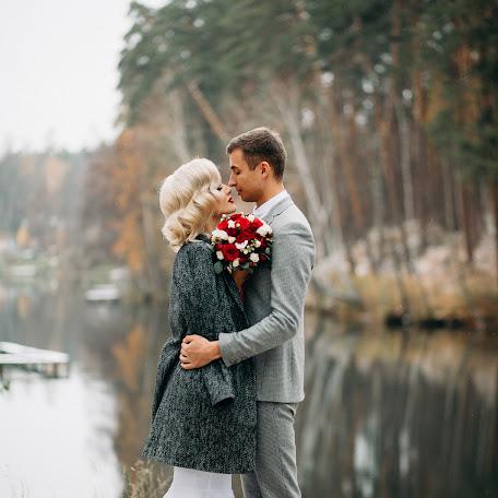 Wedding photographer Aleksandr Polosin (tomcat). Photo of 14.11.2017