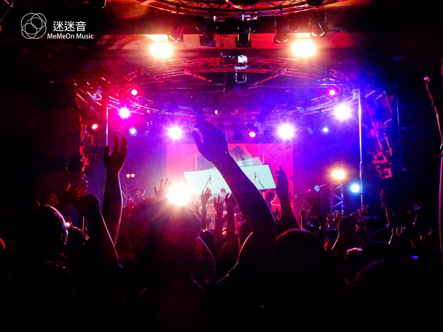 【迷迷現場】 MIO YAMAZAKI 主唱喉嚨不適沒聲音 樂迷大合唱助陣