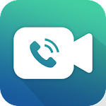 Free Video Call & Voice Call App : All-in-one Icon